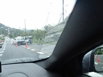車2台の事故
