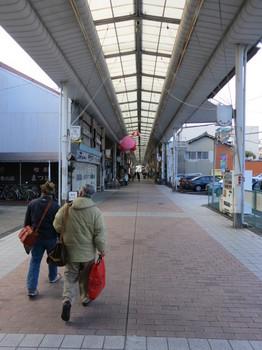 円頓寺商店街の東側