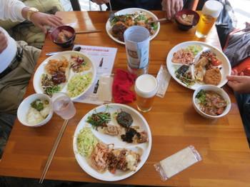 円頓寺商店街のスペイン食堂「BAR DUFI」の食べ放題ランチ(その1)