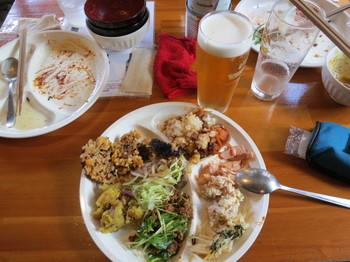 円頓寺商店街のスペイン食堂「BAR DUFI」の食べ放題ランチ(その2)