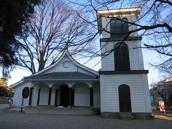 カトリック主税町(ちからまち)教会