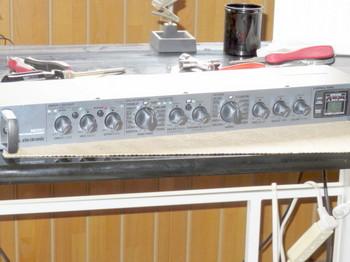 T.C.Electronicのリバーブ/エフェクト・プロセッサーM350
