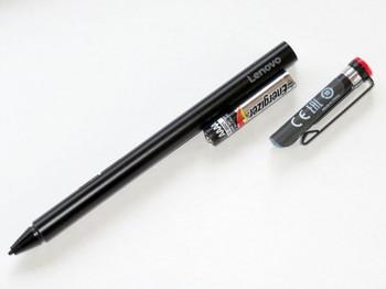 付属してきたペンと単6電池