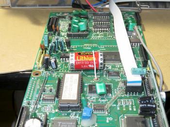 リチウム電池の液漏れは無い
