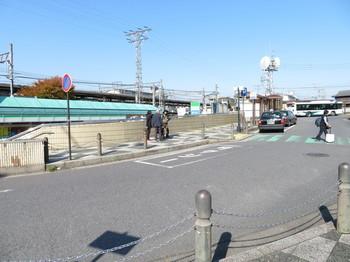名張駅東口