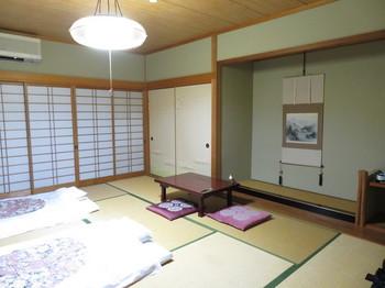 民宿2・7の部屋