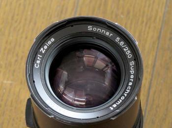 ゾナーCF250mm