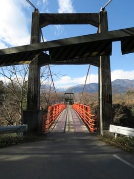 天竜川に架かる橋