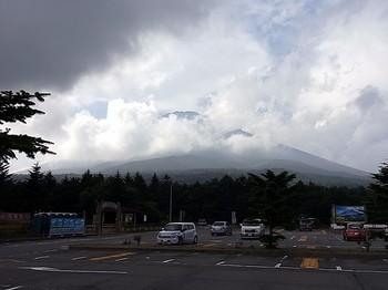 富士山(水ヶ窪SA)